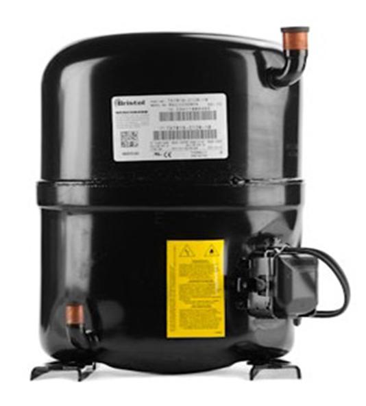 Compressor Reciprocant,  3 Tn (36,000 BTU), Bristol, 220V, R410A, Model: TCH84J333ABCA