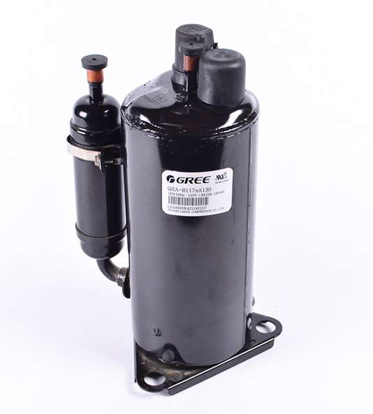 Compressor Rotary,  18,000 BTU, Gree, 220V, R410A, Model: QAX-C168R
